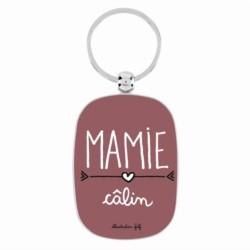 """Porte-clés """"Mamie calin""""..."""