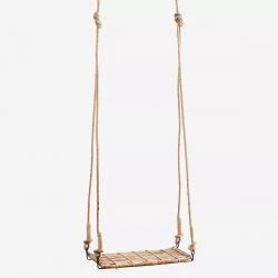 Balançoire en bambou,...