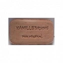 Savons 100 g Vanille brune