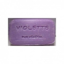 Savons 100 g Violette