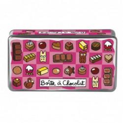 Boîte à Chocolat Délices
