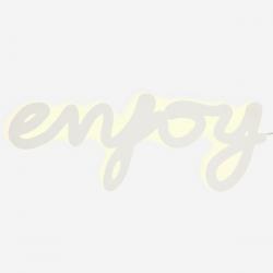 "Lampe mural ""enjoy"""