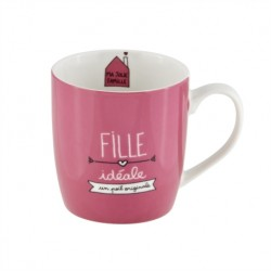 Mug LEMAN (+boite) Fille...