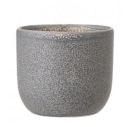 Tasse céramique gris, dim....